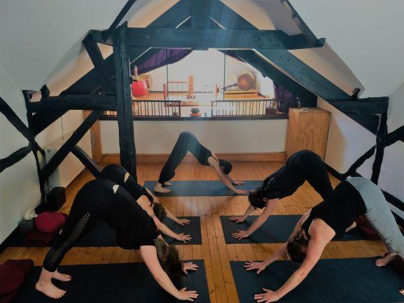 Yoga-retreat-Belgische Ardennen 1
